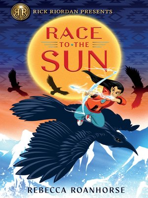 cover image of Race to the Sun
