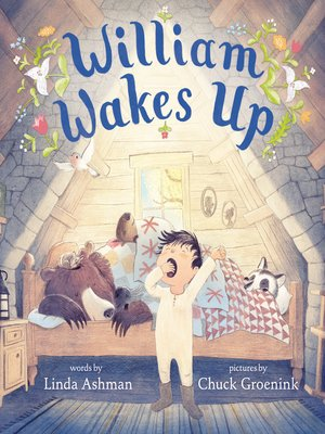 cover image of William Wakes Up