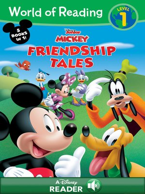 cover image of Disney Junior Mickey
