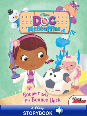cover image of Disney Classic Stories Doc McStuffins