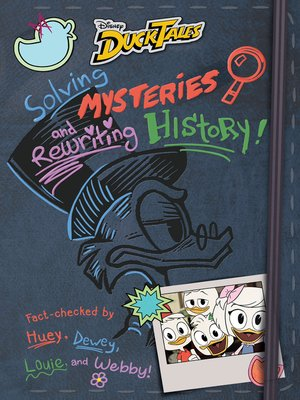 cover image of Solving Mysteries and Rewriting History!