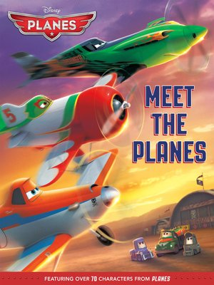 cover image of Meet the Planes