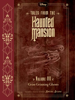 cover image of Grim Grinning Ghosts