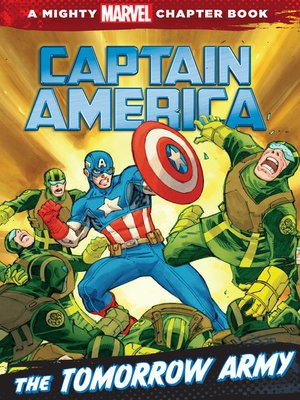 cover image of Captain America: Tomorrow Army