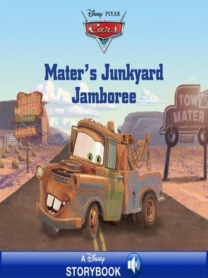 cover image of Mater's Junkyard Jamboree