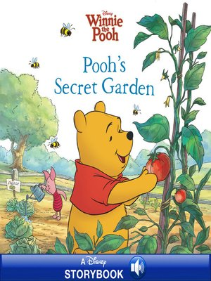 cover image of Pooh's Secret Garden