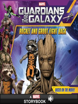 cover image of Guardians of the Galaxy