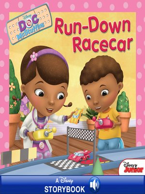 cover image of Run-Down Racecar