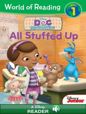 cover image of World of Reading Doc McStuffins: All Stuffed Up