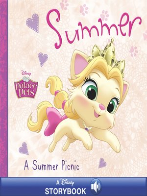 cover image of A Summer Picnic: A Disney Read-Along