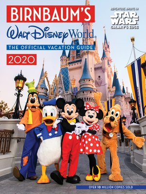 cover image of Birnbaum's 2020 Walt Disney World