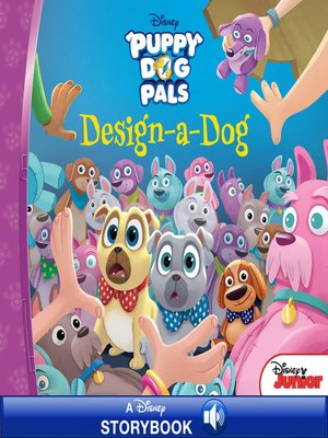 cover image of Design-A-Dog