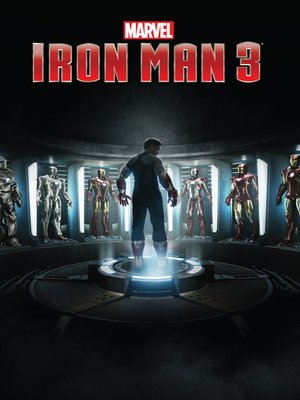 cover image of Iron Man 3