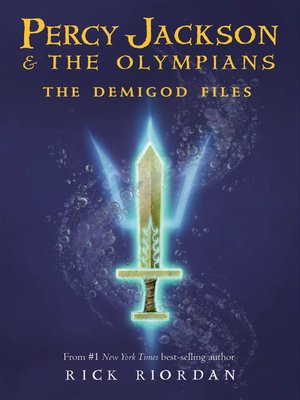 cover image of The Demigod Files