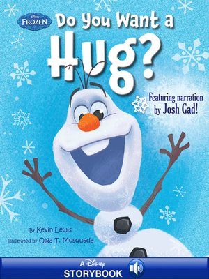 cover image of Do You Want a Hug?