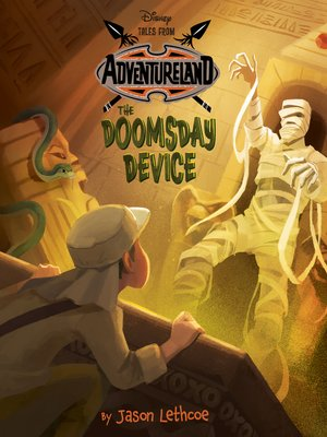 cover image of Tales from Adventureland the Doomsday Device