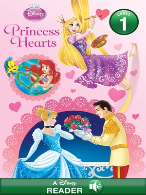 cover image of Princess Hearts