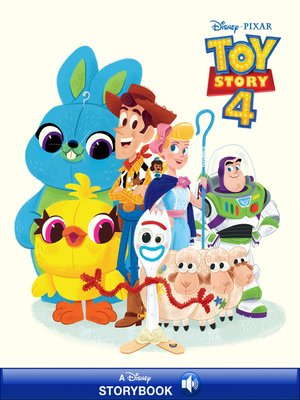 cover image of Disney Classic Stories: Toy Story 4