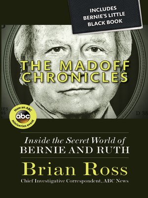 cover image of The Madoff Chronicles