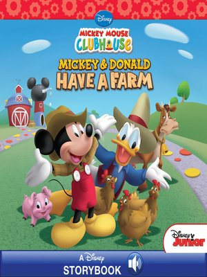cover image of Mickey and Donald Have a Farm