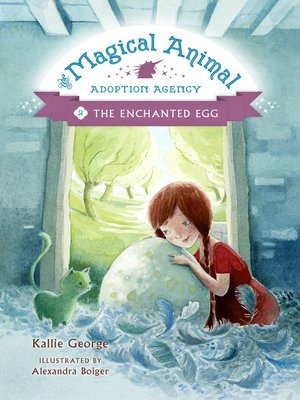 cover image of The Enchanted Egg