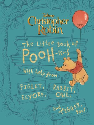 cover image of The Little Book of Pooh-isms