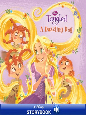 cover image of A Dazzling Day: A Disney Read Along