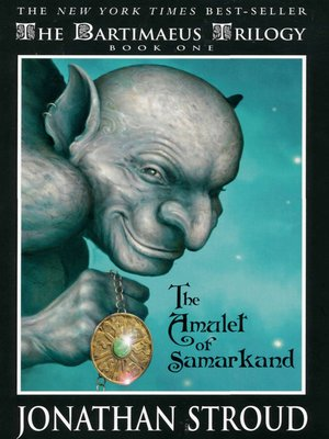 cover image of The Amulet of Samarkand