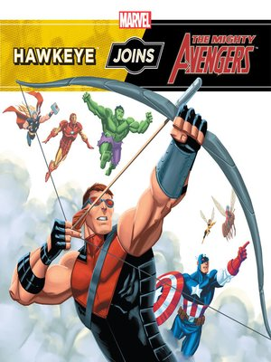 cover image of Hawkeye Joins the Mighty Avengers