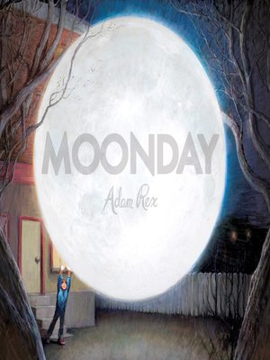 cover image of Moonday