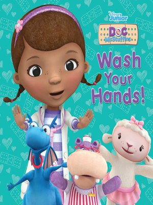 cover image of Wash Your Hands