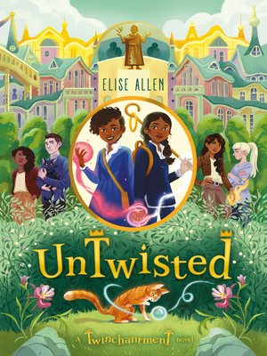 cover image of UnTwisted