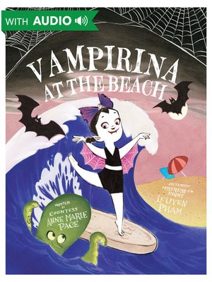 cover image of Vampirina at the Beach