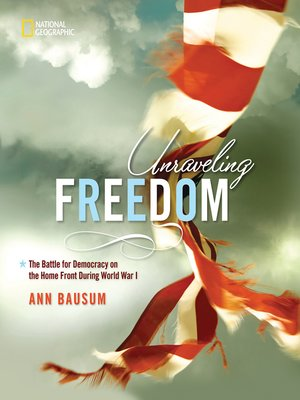 cover image of Unraveling Freedom