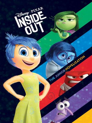 cover image of Inside Out Junior Novel