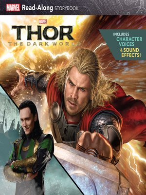cover image of Thor: The Dark World Read-Along Storybook