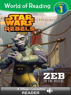 cover image of Zeb to the Rescue