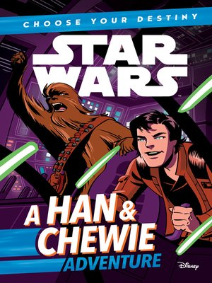 cover image of A Han & Chewie Adventure