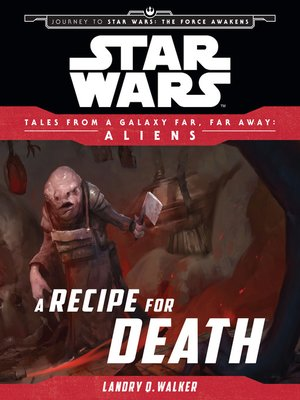 cover image of A Recipe for Death