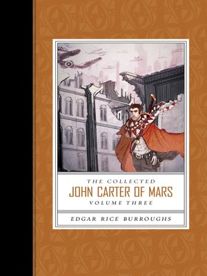 cover image of The Collected John Carter of Mars (Volume 3)
