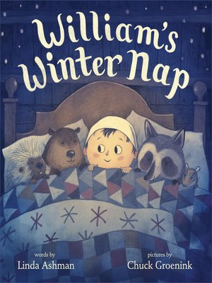 cover image of William's Winter Nap