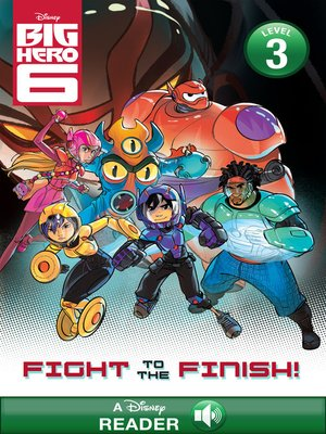 cover image of Fight to the Finish!