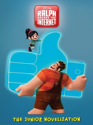 cover image of Ralph Breaks the Internet