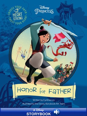 cover image of Heart Strong Mulan
