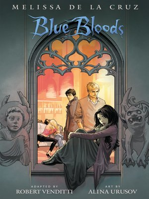 cover image of Blue Bloods