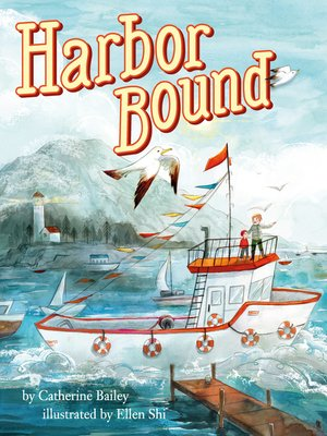 cover image of Harbor Bound