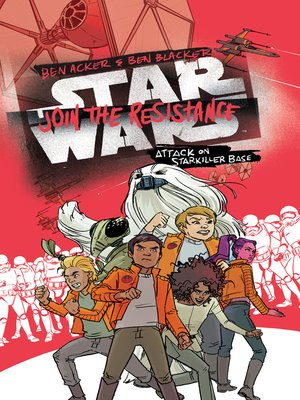 cover image of Star Wars: Join the Resistance, Volume 3