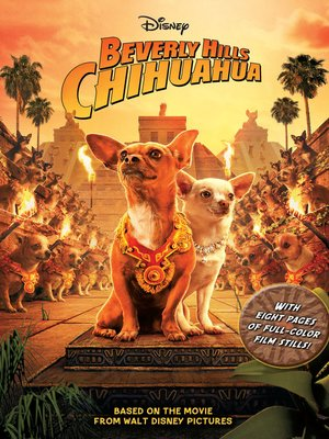 cover image of Beverly Hills Chihuahua Junior Novel