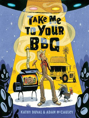 cover image of Take Me to Your BBQ