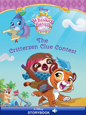 cover image of The Critterzen Clue Contest